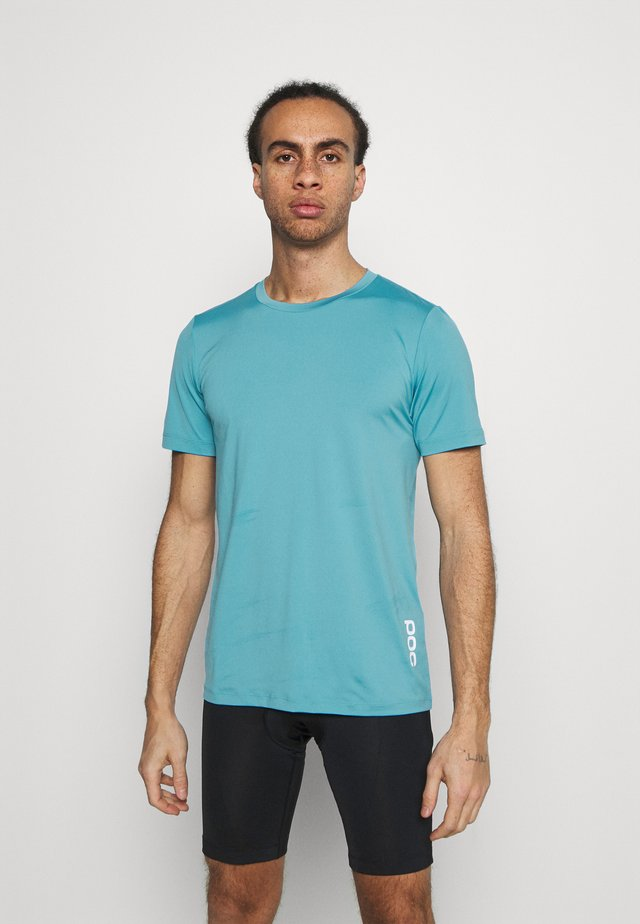 REFORM ENDURO LIGHT TEE - T-shirts - light basalt blue
