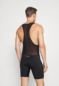 Calvin Klein Swimwear - PRIDE BODYSUIT - Swimming shorts - black - 1