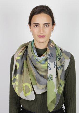 Scarf - oliv