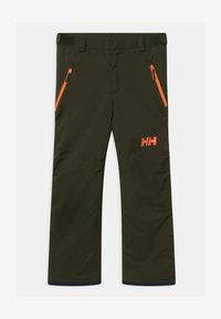 Helly Hansen - LEGENDARY  UNISEX - Snow pants - pine green - 0