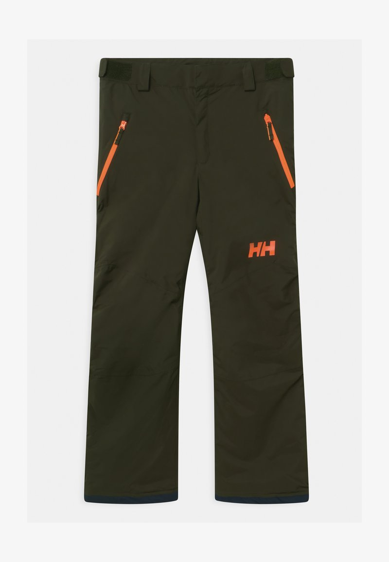 Helly Hansen - LEGENDARY  UNISEX - Snow pants - pine green