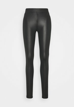 NMSANDY - Leggings - Trousers - black