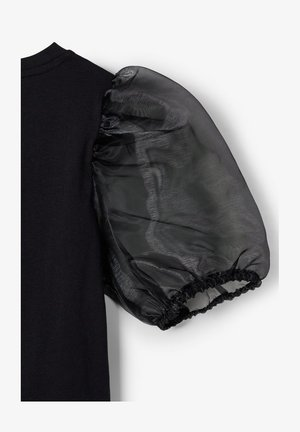 BALLONÄRMEL - T-shirts basic - black