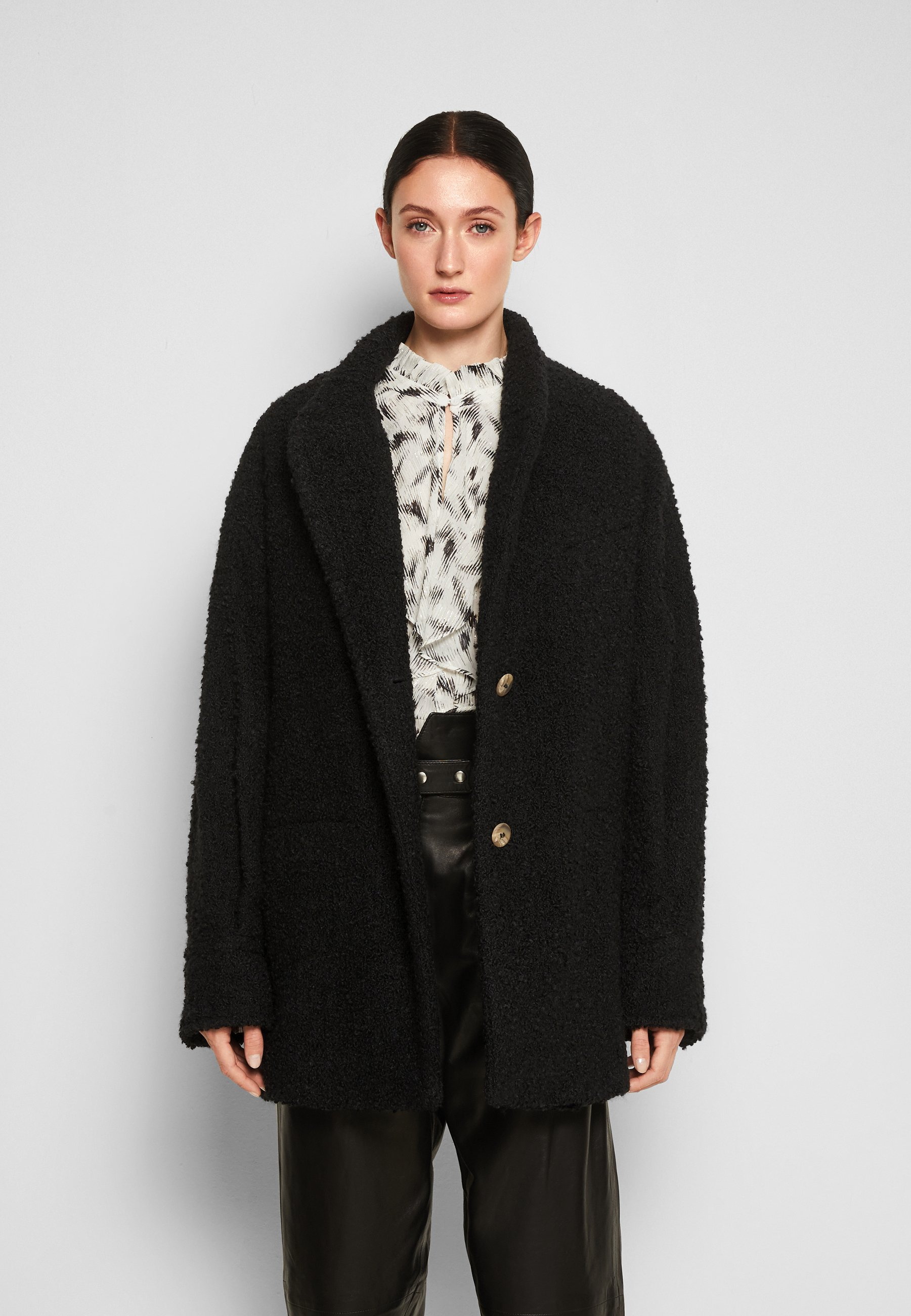 Women OKEN - Short coat