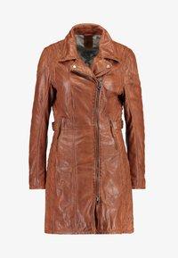 Gipsy - SELMA - Short coat - cognac - 4