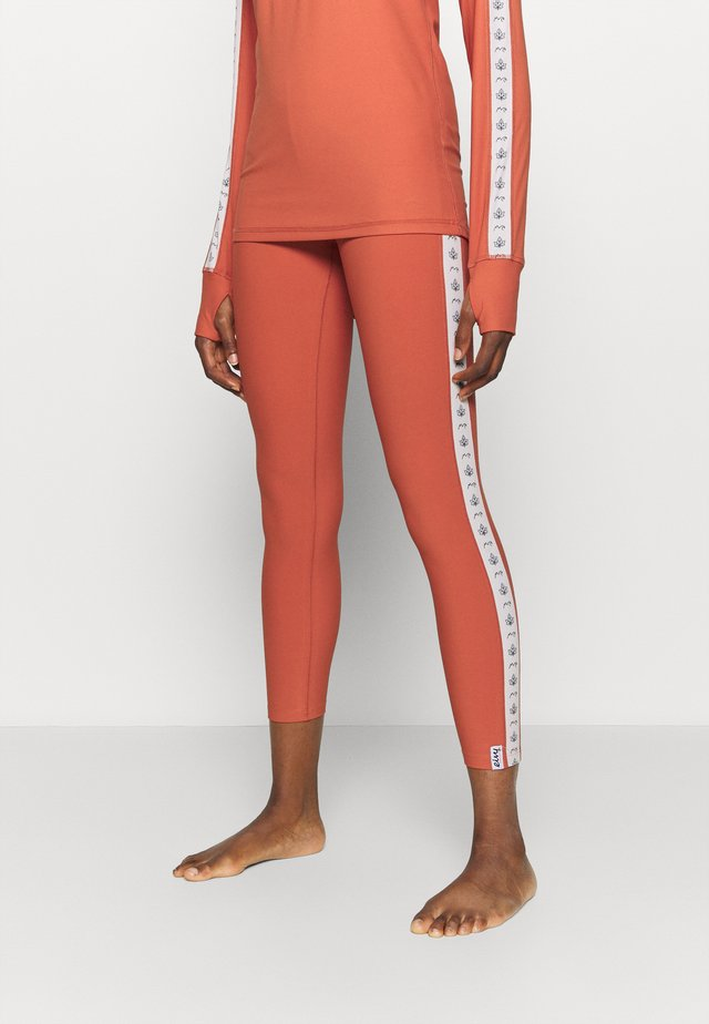 ICECOLD - Tights - orange