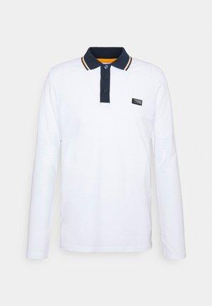 JCOCHARMING TURK - Poloshirt - white