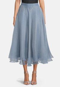 Vera Mont - A-line skirt - blue dove - 0