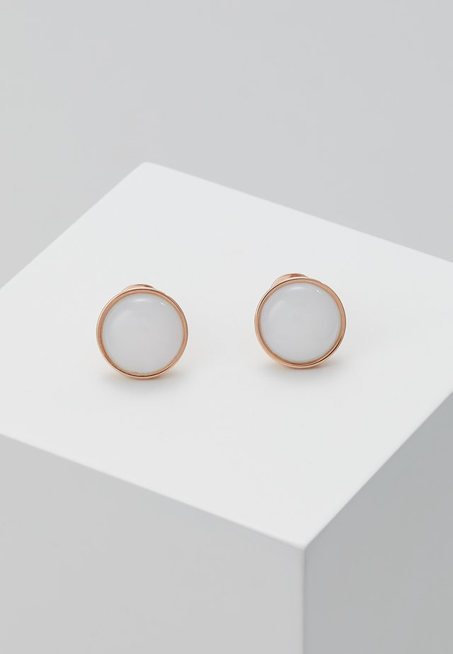 SEA - Earrings - roségold-coloured