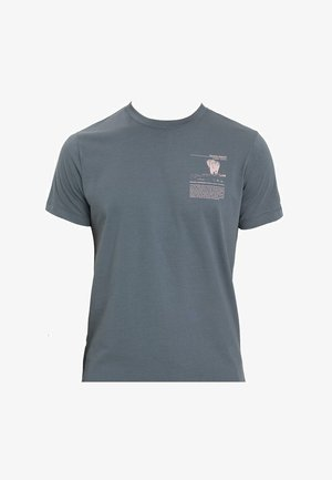 SUMATRAN ELEPHANT - Print T-shirt - turbulence