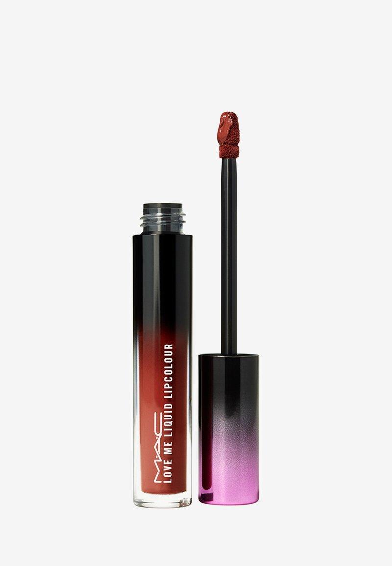 MAC - LOVE ME LIQUID LIPCOLOUR - Liquid lipstick - bated breath
