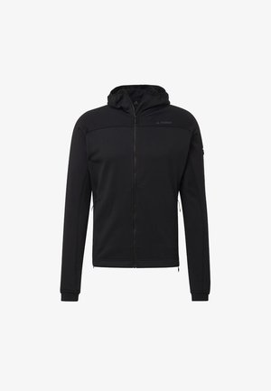 STOCKHORN HOODED JACKET - Giacca in pile - black