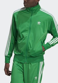 adidas Originals - FIREBIRD ADICOLOR PRIMEBLUE ORIGINALS - Training jacket - green - 3