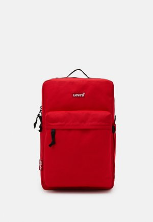 L PACK STANDARD ISSUE UNISEX - Rucksack - dull red