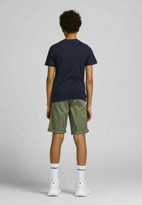 Jack & Jones Junior - Print T-shirt - navy blazer - 2