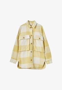 PULL&BEAR - Summer jacket - yellow - 5