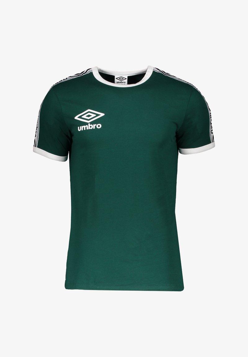Umbro - RINGER - Print T-shirt - gruen