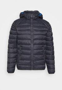 CMP - MAN JACKET ZIP HOOD - Winter jacket - antracite - 5