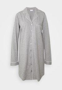 LASCANA - NIGHTGOWN - Noční košile - grey melange - 0