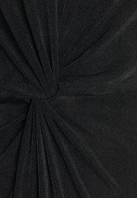 Vero Moda - VMAMIRA DRESS - Day dress - black - 6