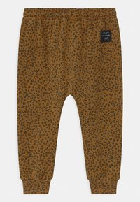 Soft Gallery - KARL UNISEX - Trousers - golden brown - 1