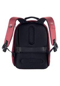 XD Design - BOBBY HERO SMALL - ANTI-THEFT - Rucksack - red - 1