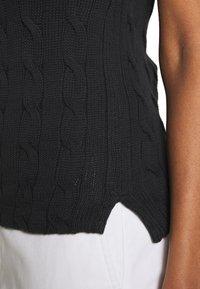 Polo Ralph Lauren - SHORT SLEEVE - Polo shirt - black - 6