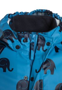 CeLaVi - RAINWEAR SUIT SET - Waterproof jacket - blue - 5