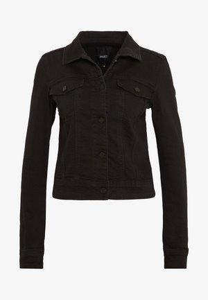 OBJWIN  - Kurtka jeansowa - black denim