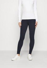 Marks & Spencer London - Leggings - Trousers - dark blue - 0