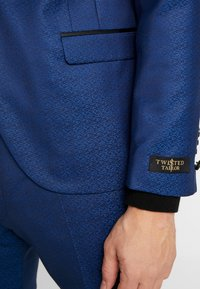 Twisted Tailor - REGAN SUIT - Traje - blue - 7