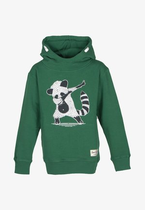 BAND OF RASCALS HOODED DAB - Hoodie - dark/green