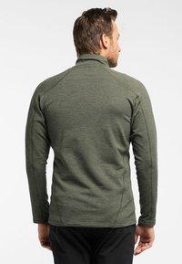 Haglöfs - HERON  - Fleece jacket - deep woods solid - 1