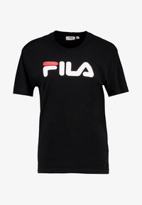 Fila Petite - PURE TEE - Print T-shirt - black - 3