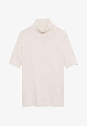 ALMAECO - T-shirt print - ecru