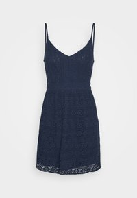 Abercrombie & Fitch - CAMI MINI - Day dress - navy - 3
