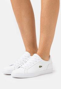 Lacoste - LEROND  - Baskets basses - white - 0