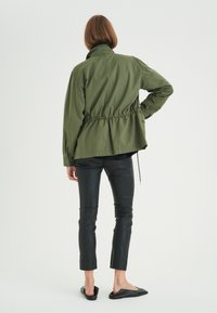 InWear - YUMA - Light jacket - beetle green - 2