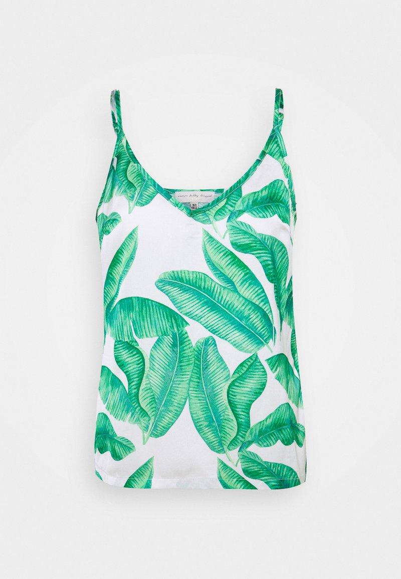 Never Fully Dressed - BANANA LEAF CAMI - Top - multi