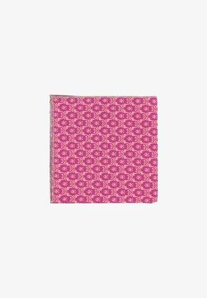 TANTE CARLA - Pocket square - pink