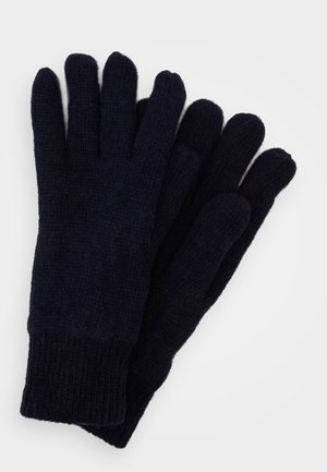 CARLTON GLOVES - Gloves - navy