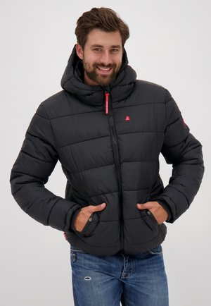 MR BLACKAK - Winter jacket - moonless