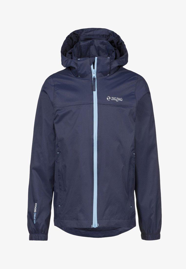 ZIGZAG - Outdoor jacket - blue
