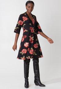 Indiska - SAY - Korte jurk - multi - 4