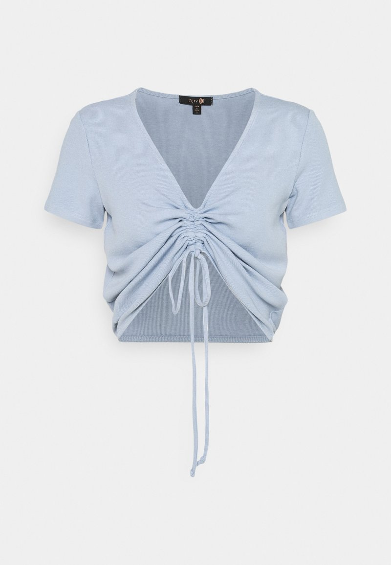 L'urv - EXPRESSION - Top - soft blue