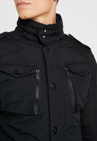 Schott - FIELD - Light jacket - black - 7