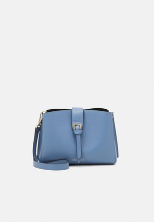 ALBA - Handbag - pacific blue