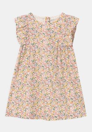 BABY FLORAL DRESS - Day dress - warm apricot