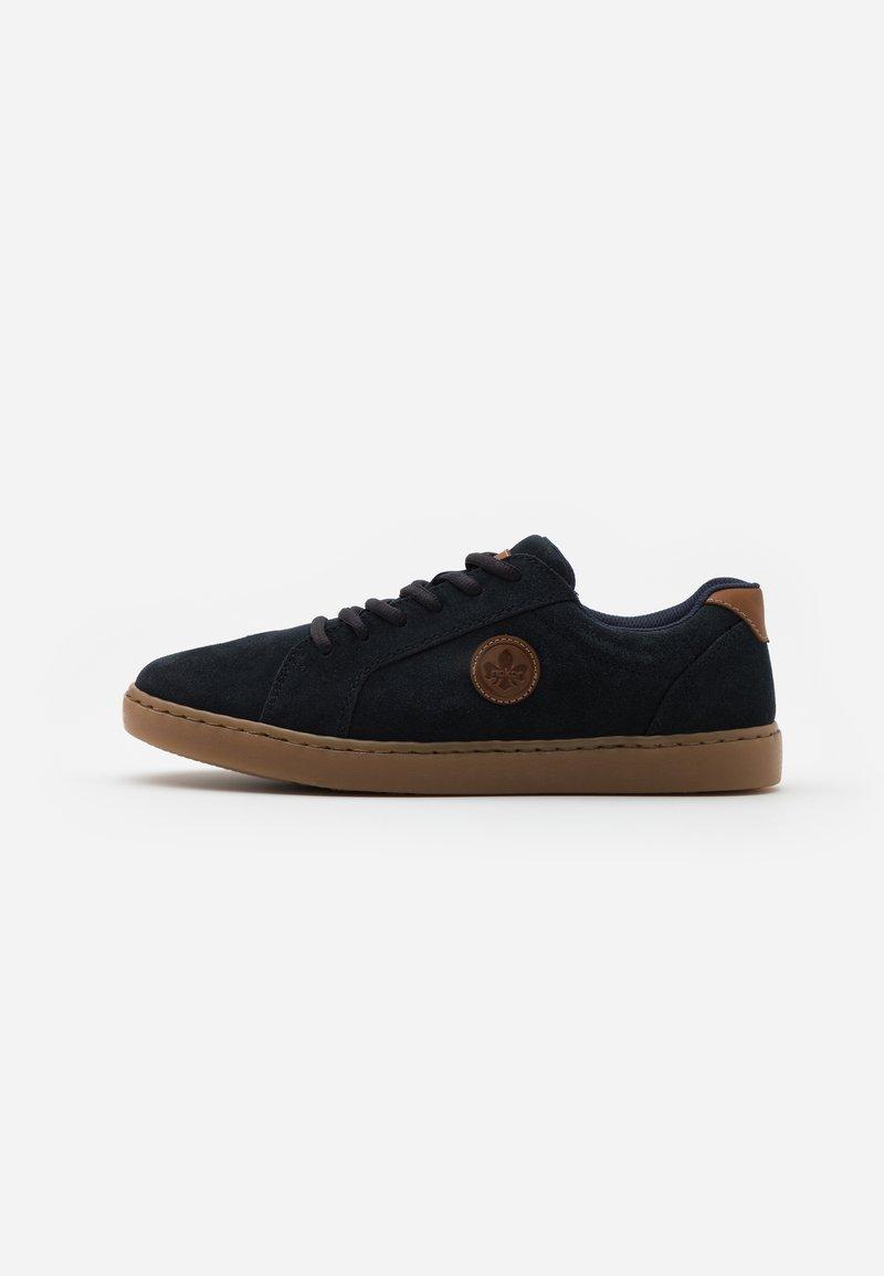 Rieker - Sneakersy niskie - pazifik/nuss