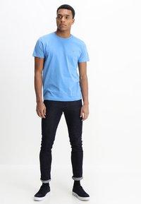 GANT - THE ORIGINAL - T-shirt basic - pacific blue - 1